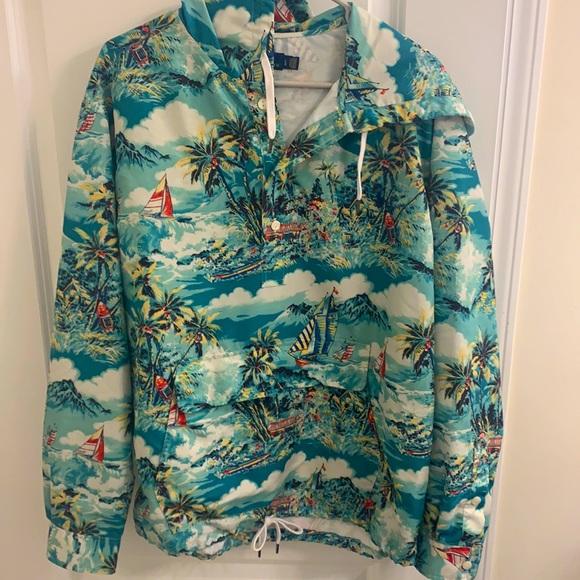 Polo Ralph Lauren pullover windbreaker